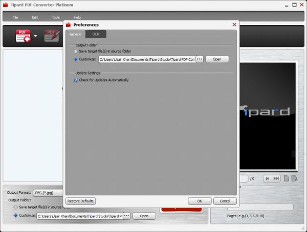 Tipard PDF Converter Platinum Keygen & Patch Free Download