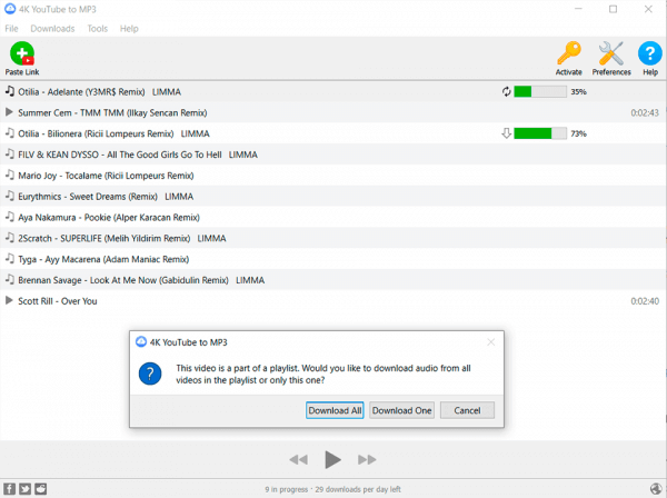 4K YouTube to MP3 Serial Key & Ptach Fully Working Download